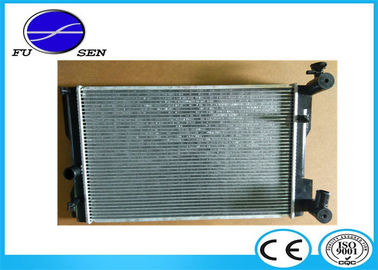Cina Air Conditional Parts MT Toyota Car Radiator Untuk COROLLA 2007 ZZE142 pabrik