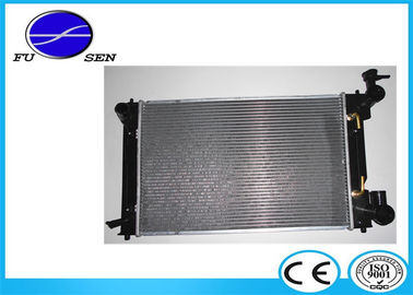 High Efficient AT Toyota Corolla Radiator Car Bagian Warna Inti Perak