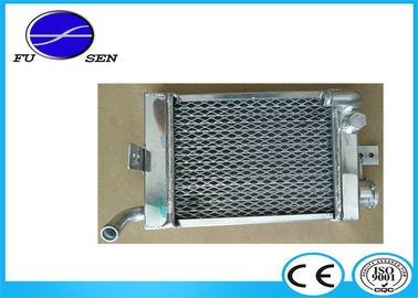 Cina Custom Motorcycle Radiator / Small Motorcycle Radiator Core Thickness 26Mm pabrik